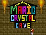 Mario en la cueva de Cristal