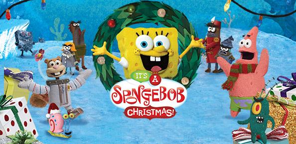 Juego Bob Esponja en Navidad  Jugar con Minijuegoscom