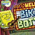 Bob Esponja Hello en el fondo de Bikini